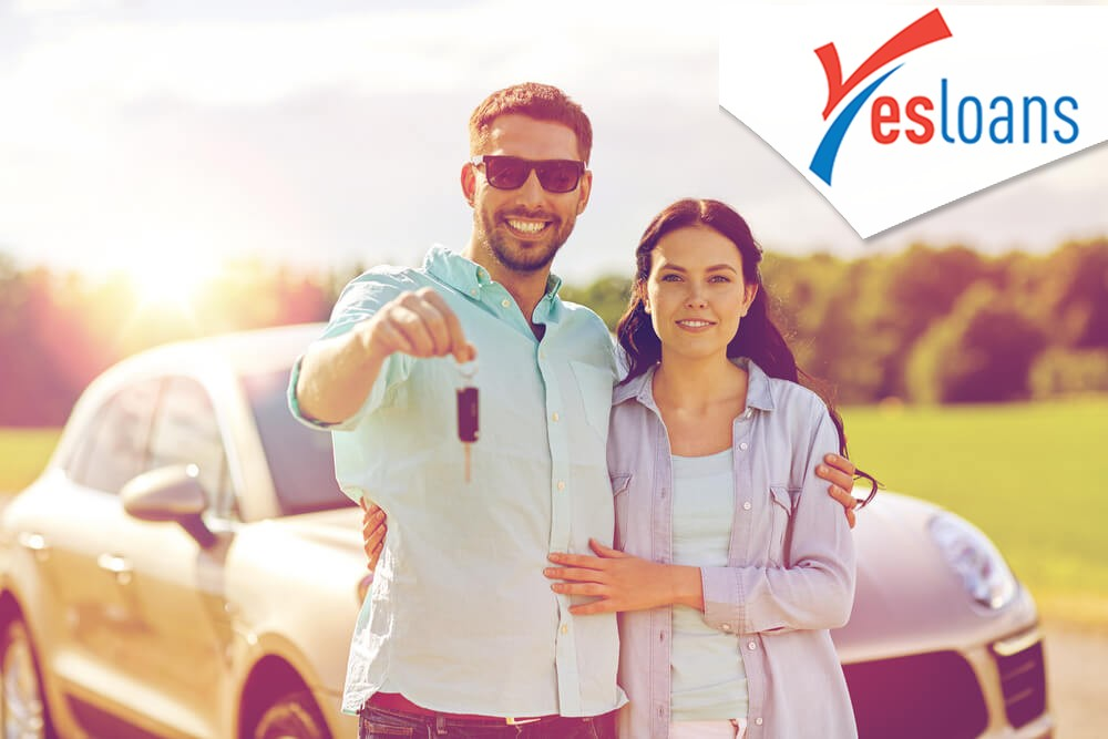 couple-paid-off-new-car-loan