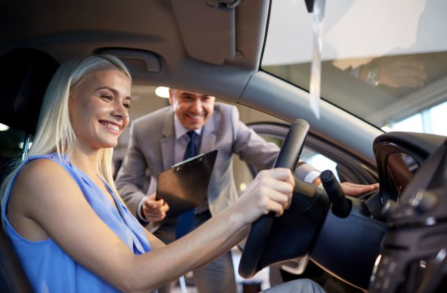 finance for buying a new car