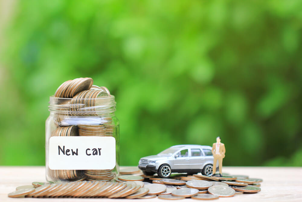 saving for your new car final payment