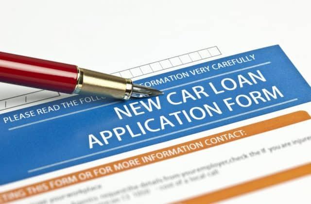 brokers for car loan application