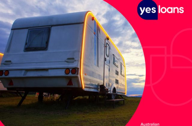 finance for Caravan and campers
