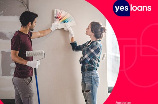set a budget before starting home renovations